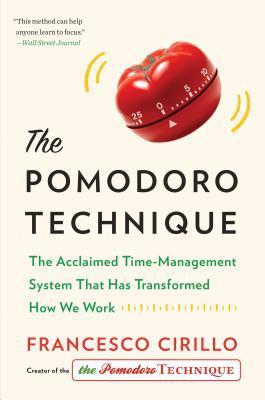 the Pomodoro Technique - book - mindoverlatte.com