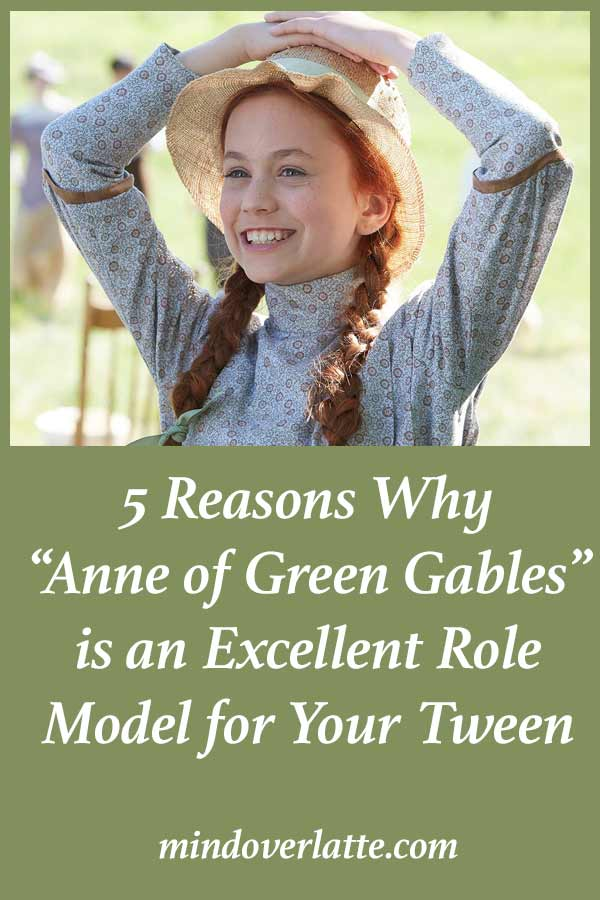 A classic that still teaches us lessons to this day - Anne of Green Gables is an amazing read for your teen and tween. #MindOverLatte #books #teenreads #classics #greatreads